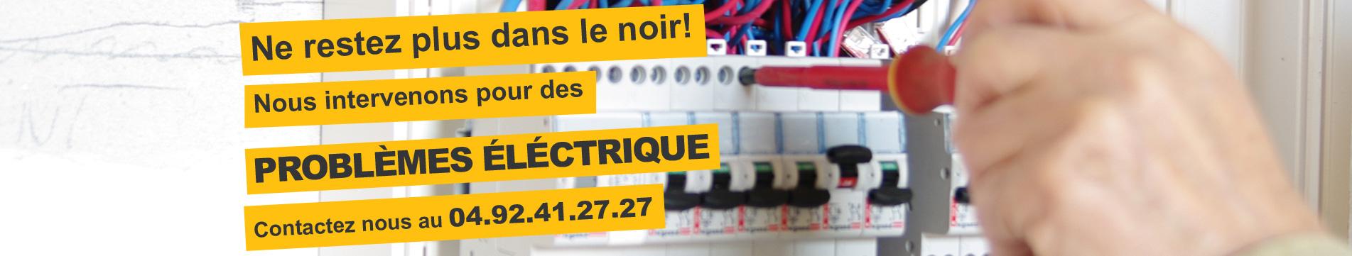 Sds electricite electricien nice et dans les alpes - Electricien a nice ...